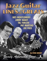 Briody Steve - Jazz Guitar Lines Of The Greats