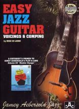 Easy Jazz Guitar Voicing and Comping Mike Di Liddo + 2 Cd
