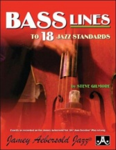Gilmore S. - Bass Lines From  Vol. 34 - Basse