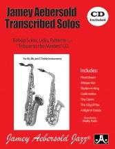 Jamey  Transcribed Solos + Cd - All Instruments