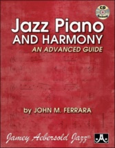 Ferrara J.m. - Jazz Piano And Harmony - An Advanced Guide + Cd