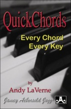 Andy Laverne - Quick Chords -  Pocket Guide