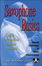 David Liebman - Saxophone Basics -  Pocket Guide