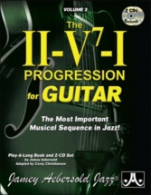 J. - The Ii-v7-i Progression For Guitar
