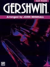 Gershwin George - Gershwin - Piano Solo
