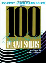 100 Best Loved Piano Solos - Piano Solo