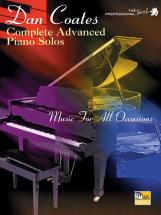 Coates Dan - Complete Advanced Piano Solos - Piano