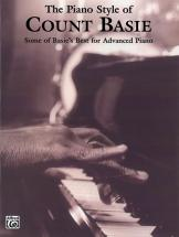 Basie Count - Piano Styles Of - Piano Solo