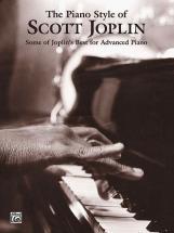 Joplin Scott - Piano Styles Of - Piano Solo