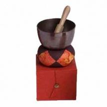Afroton A-aks1501 - Set Cadeau Bol Tibetain Decore 13cm