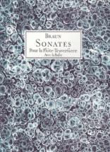 Braun J.d. - Sonates Pour La Flute Traversiere