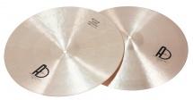 Agean Paire Cymbales Frappees 18 Medium Super Symphonic - Bronze B25