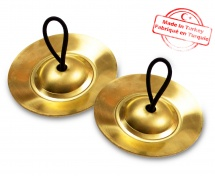 Agean Crotales Turcs Bronze 48mm