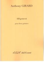 Girard Anthony - Allegement - 2 Guitares