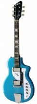 Eastwood Airline Twin Tone Metallic Blue