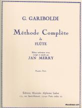 Gariboldi Giuseppe - Methode Complete De Flute Vol.1