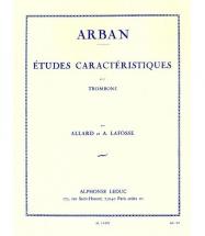 Arban - Etudes Caracteristiques