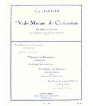 Jeanjean P. - Vademecum Du Clarinettiste - Etudes