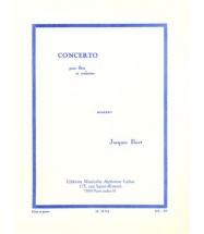Ibert Jacques - Concerto Pour Flute