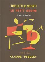 Debussy Claude - Le Petit Negre - Clarinette