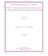 Haydn J. - Adagio Et Presto - Flute