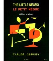 Debussy C. - Le Petit Negre - Saxophone Mib Et Piano