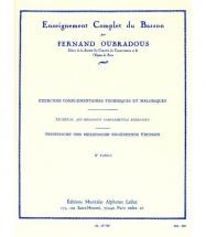 Oubradous - Enseignement Complet Du Basson Vol.3