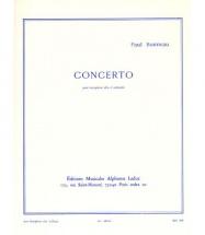 Bonneau Paul - Concerto - Saxophone and Piano