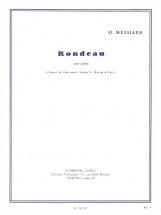 Messiaen Olivier - Rondeau - Piano