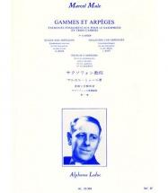 Mule M. - Gammes Et Arpeges Vol.1 - Saxophone