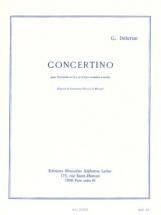Delerue Georges - Concertino - Trompette and Piano