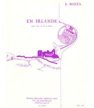 Bozza E. - En Irlande - Cor, Piano
