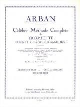 Arban Jean-baptiste - Celebre Methode Complete Pour Trompette Volume 2