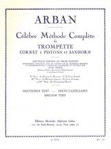 Arban Jean-baptiste - Celebre Methode Complete Pour Trompette Volume 3