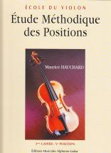 Hauchard - Etude Methodique Des Positions Vol.3