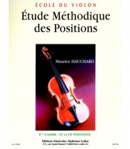 Hauchard Maurice - Etude Methodique Des Positions Vol.4