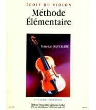 Hauchard Maurice - Methode Elementaire Vol.2