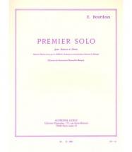 Bourdeau - Solo N° 1 - Basson Et Piano