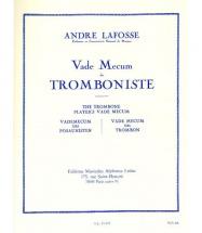 Lafosse A. - Le Vade Mecum Du Tromboniste