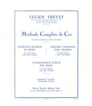 Thevet L. - Methode Complete De Cor Vol.1
