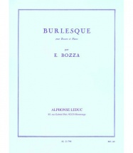 Bozza Eugene - Burlesque