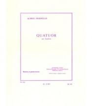 Desenclos A. - Quatuor - 4 Saxophones