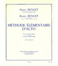 Benoit - Methode Elementaire Vol.1