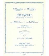 Galieg & Pichaureau - Preambule - Trombone