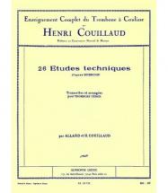 Couillaud Henri - 26 Etudes Techniques D