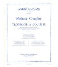 Lafosse Andre - Methode Complete De Trombone A Coulisse Vol.3