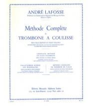 Lafosse Andre - Methode Complete De Trombone A Coulisse Vol.2