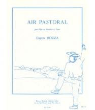 Bozza Eugene - Air Pastoral - Flute Et Piano