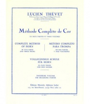 Thevet L. - Methode De Cor Vol. 3