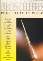 Pieces Celebres Vol.2 - Flute & Piano